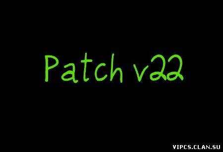 Патч cs16patch_full_v22